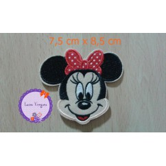 Parche minnie cara