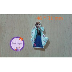 frozen anna3...46*31mm