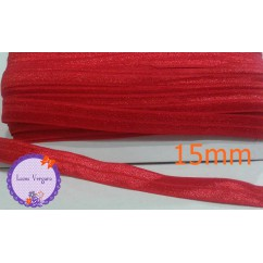 goma elastica 15mm roja