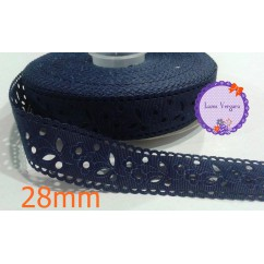 cinta perforada marino 28mm