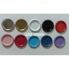 chapas sueltas (varios colores)