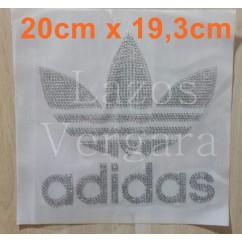 transfer strass 20cm x 19,3cm
