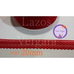 puntilla 20mm(varios colores)
