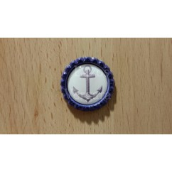 marinera marino/gris plata