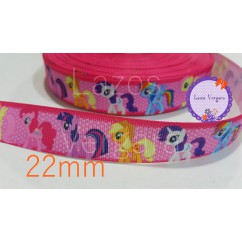 My Little Pony 22mm