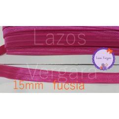 cinta elastica 15mm FUCSIA