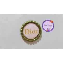 dior rosa/dorada