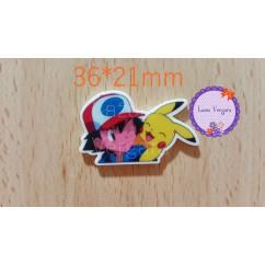 pokemon 36*21mm