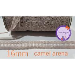 cinta elastica 16mm CAMEL ARENA