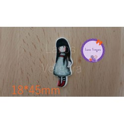 resina gorjuss 5.. 18*45mm