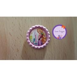Chapa Princesa Rapunzel 1