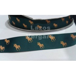 caballo verde botellla/camel 22mm