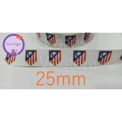 Atlético de Madrid 25mm