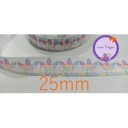 cinta adidas 1.. 25mm