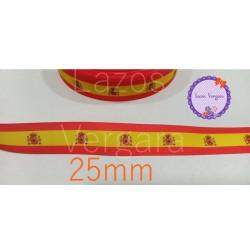cinta españa 25mm