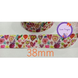 Cinta corazon 1......38mm