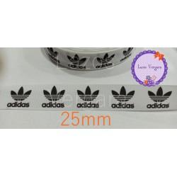 cinta adidas 2....25mm