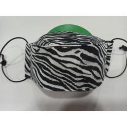 Mascarilla 3D TIGRE 1