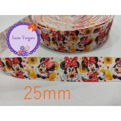 Cinta minnie 3...25mm