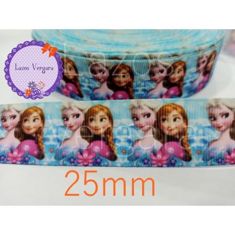 Cinta Frozen 2...25mm