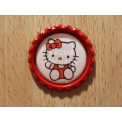 hello kitty roja