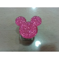 minnie brillante fuxia
