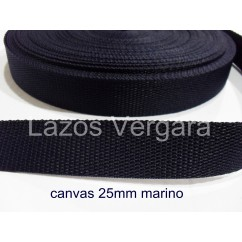 Canvas 25mm