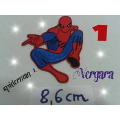 parche spiderman1