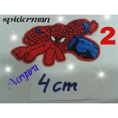 parche spiderman2
