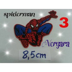 parche spiderman3