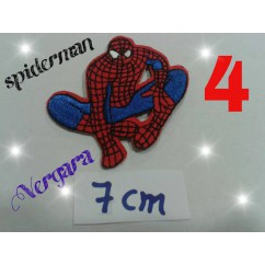 parche spiderman4